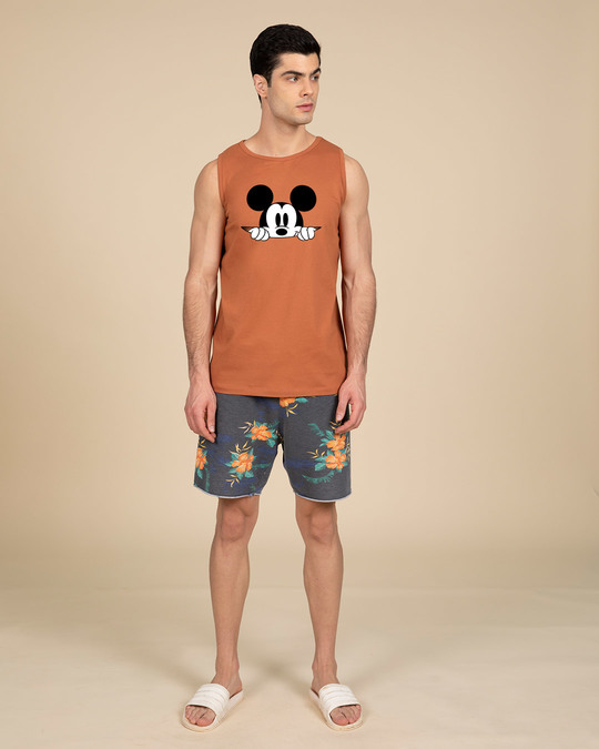 Shop Cheeky Mickey Vest (DL)-Full