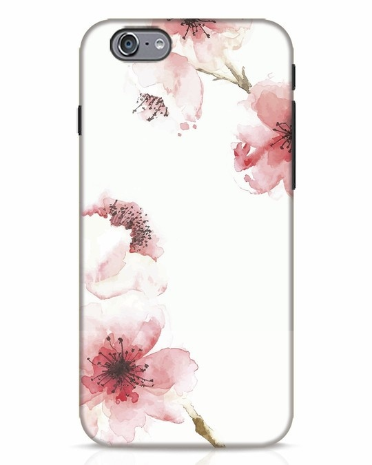 Shop Cherry Blossoms iPhone 6 Mobile Cover-Front