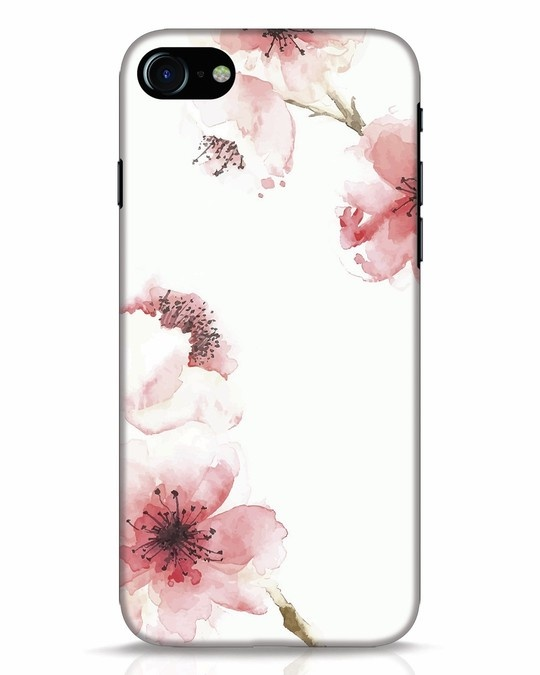 Shop Cherry Blossoms iPhone 7 Mobile Cover-Front