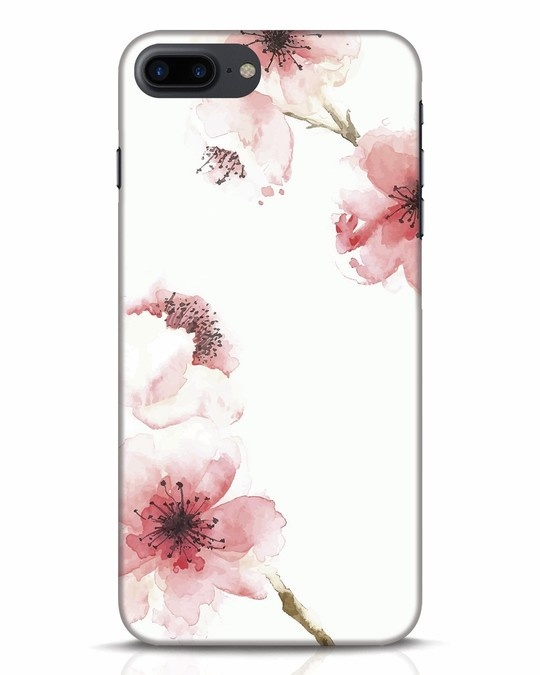 Shop Cherry Blossoms iPhone 7 Plus Mobile Cover-Front