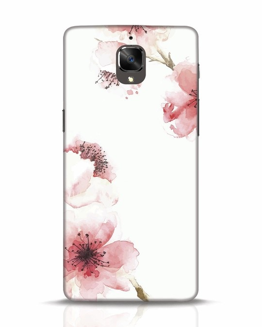 Shop Cherry Blossoms OnePlus 3 Mobile Cover-Front