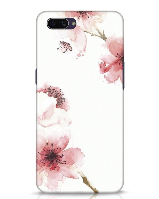 Shop Cherry Blossoms Oppo A3S Mobile Cover-Front