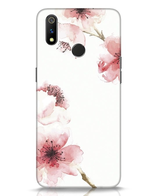 Shop Cherry Blossoms Realme 3 Pro Mobile Cover-Front