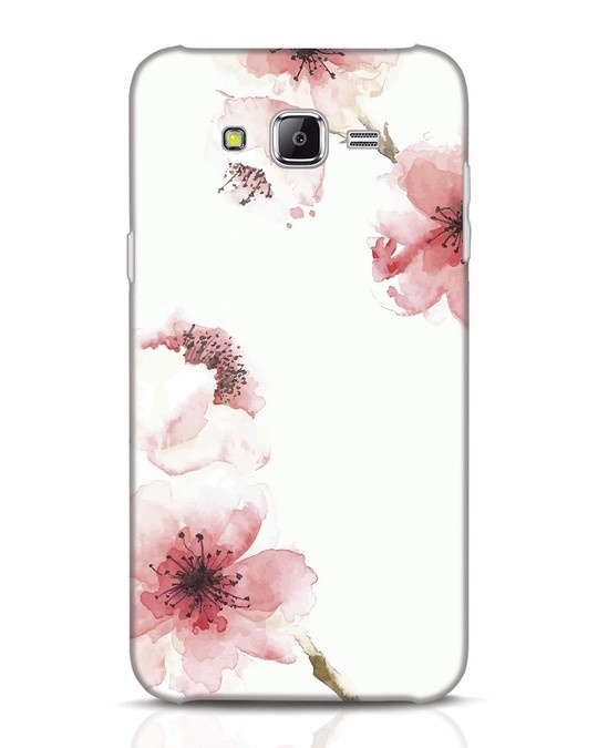 Shop Cherry Blossoms Samsung Galaxy J7 Mobile Cover-Front