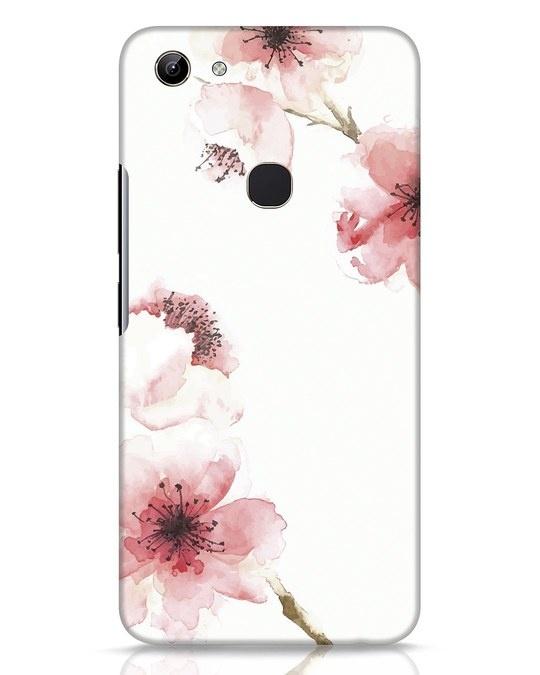 Shop Cherry Blossoms Vivo Y81 Mobile Cover-Front