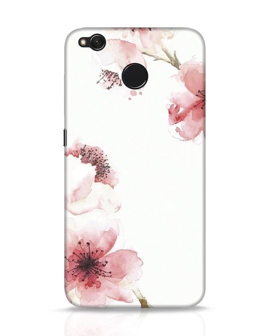 Shop Cherry Blossoms Xiaomi Redmi 4 Mobile Cover-Front
