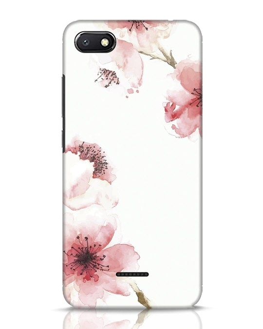 Shop Cherry Blossoms Xiaomi Redmi 6A Mobile Cover-Front
