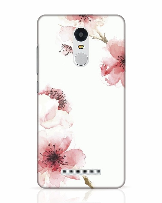 Shop Cherry Blossoms Xiaomi Redmi Note 3 Mobile Cover-Front