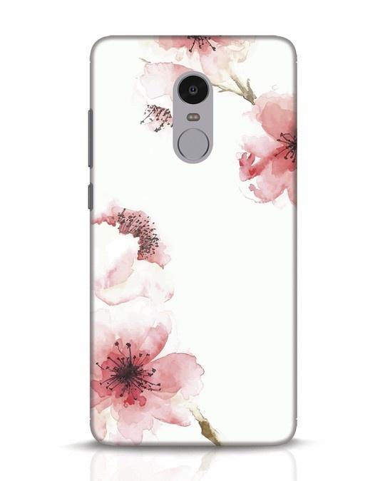 Shop Cherry Blossoms Xiaomi Redmi Note 4 Mobile Cover-Front