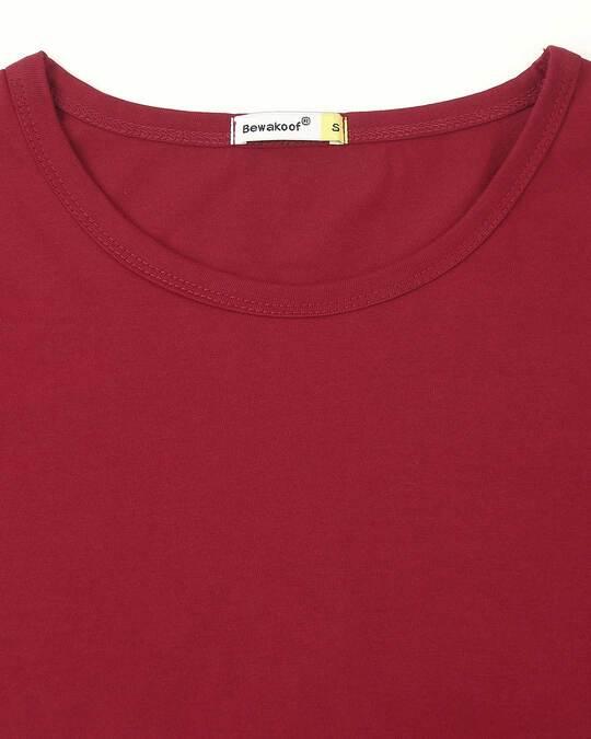 Shop Cherry Red Fleece Sweater
