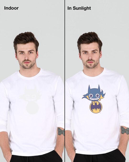 Shop Chibi Bat Sun Active T-Shirt (BML)-Full