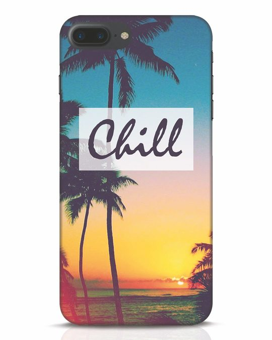Shop Chill Beach iPhone 7 Plus Mobile Cover-Front