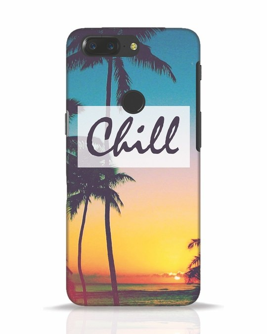 Shop Chill Beach OnePlus 5T Mobile Cover-Front