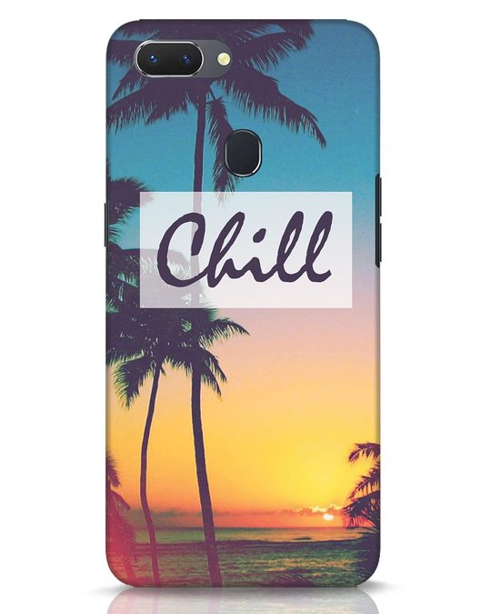 Shop Chill Beach Realme 2 Mobile Cover-Front