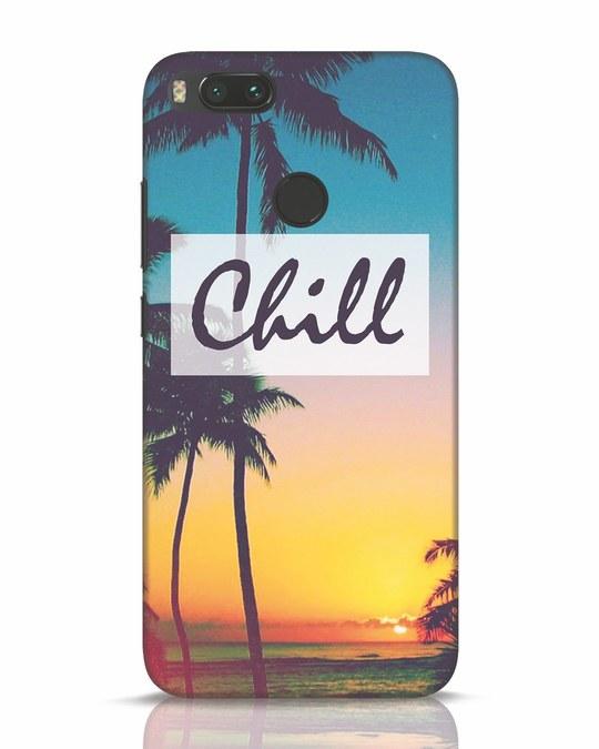 Shop Chill Beach Xiaomi Mi A1 Mobile Cover-Front