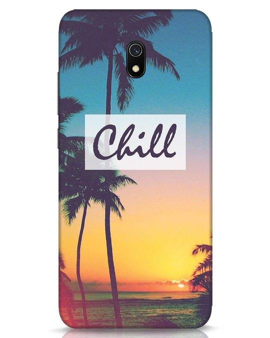 Shop Chill Beach Xiaomi Redmi 8A Mobile Cover-Front