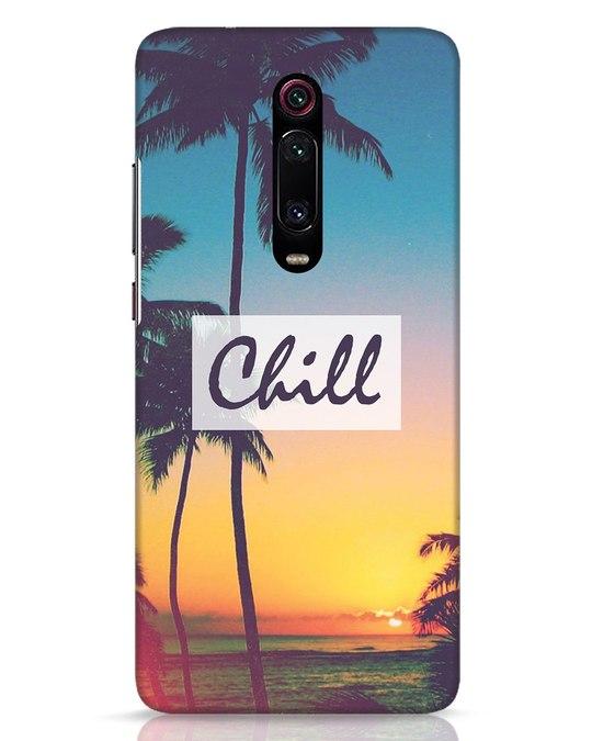 Shop Chill Beach Xiaomi Redmi K20 Mobile Cover-Front
