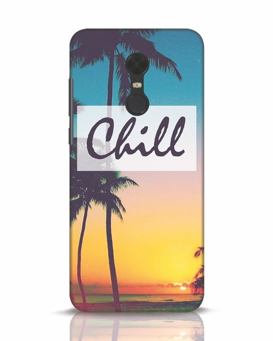 Shop Chill Beach Xiaomi Redmi Note 5 Mobile Cover-Front