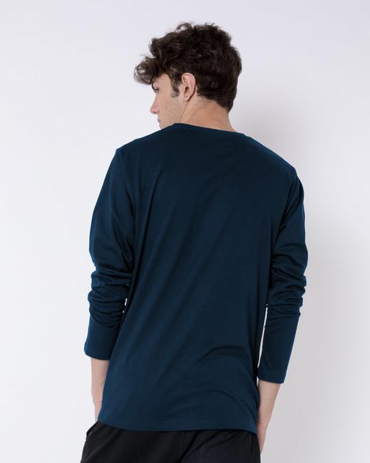 Shop Chill Coloful Full Sleeve T-Shirt-Full