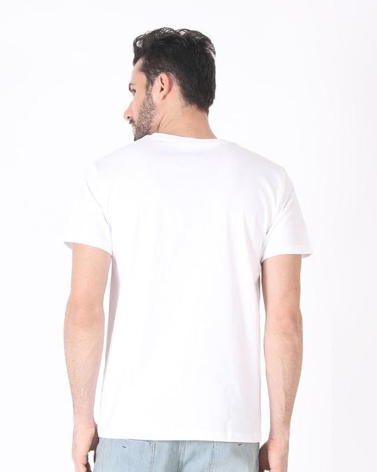 Shop Chill Coloful Half Sleeve T-Shirt