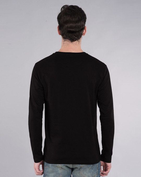 Shop Chill Elements Full Sleeve T-Shirt-Back