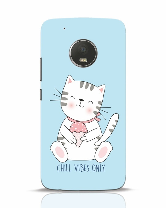 Shop Chill Vibes Moto G5 Plus Mobile Cover-Front