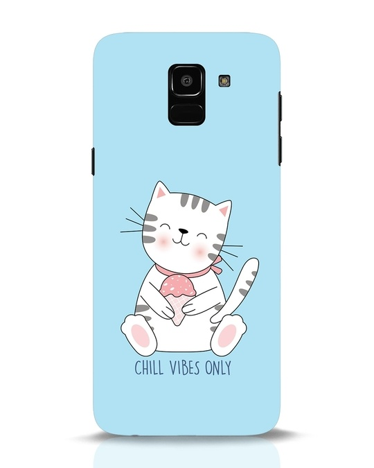 Shop Chill Vibes Samsung Galaxy J6 Mobile Cover-Front