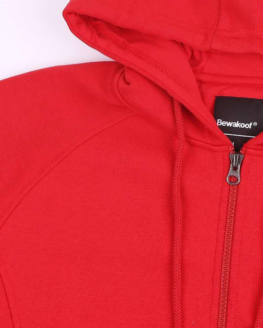 Shop Chilli Pepper Basic Hoodie Sweatshirt