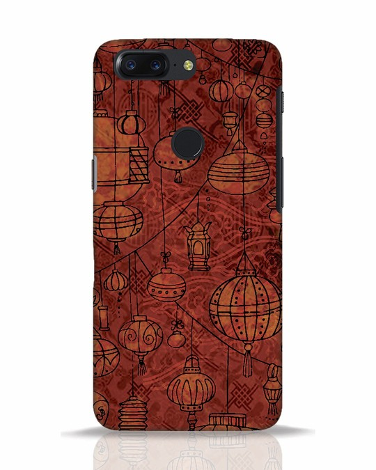 Shop Chinese Lanterns OnePlus 5T Mobile Cover-Front