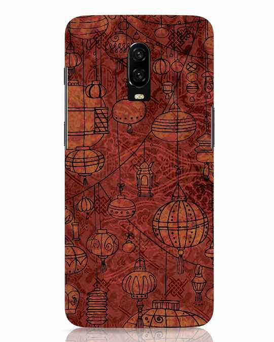Shop Chinese Lanterns OnePlus 6T Mobile Cover-Front