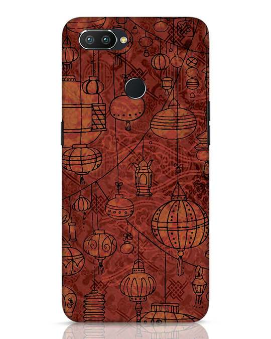Shop Chinese Lanterns Realme 2 Pro Mobile Cover-Front