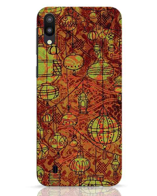 Shop Chinese Lanterns Samsung Galaxy M10 Mobile Cover-Front