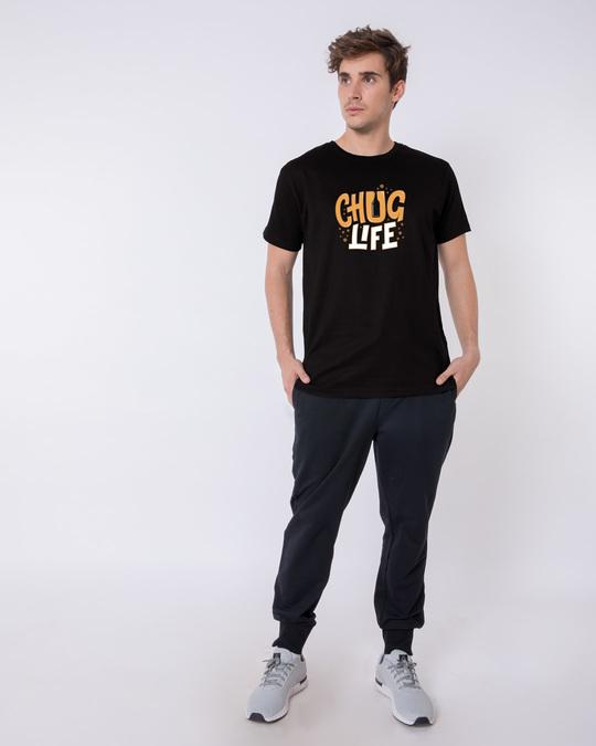 Shop Chug Life Half Sleeve T-Shirt