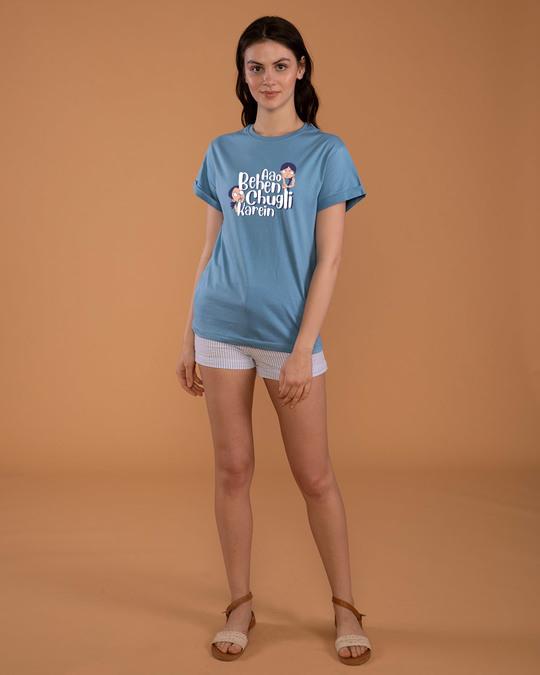 Shop Chugli Boyfriend T-Shirt