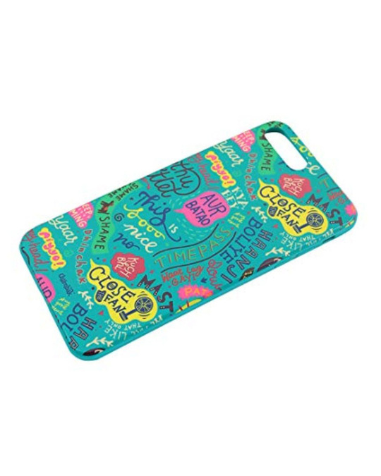 Shop Iphone 7 Plus Things Indian Say Mobile Cover-Back