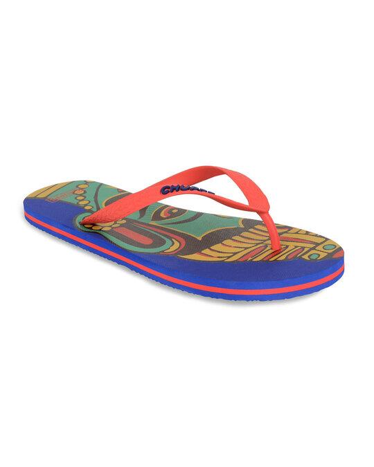 Shop Women's Nazarbattu Navy Blue Flip Flops-Design