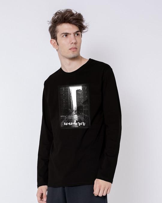 Shop City Wanderer Full Sleeve T-Shirt-Full