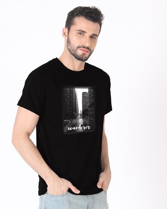 Shop City Wanderer Half Sleeve T-Shirt-Full