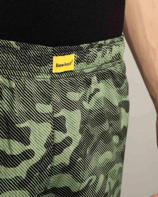Shop Classic Camo All Over Printed Pyjama