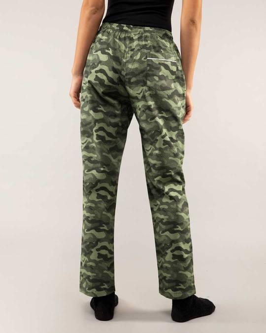 Shop Classic Camo All Over Printed Pyjama-Design