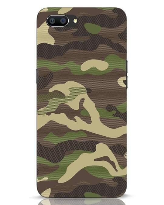 Shop Classic Camo Realme C1 Mobile Cover-Front