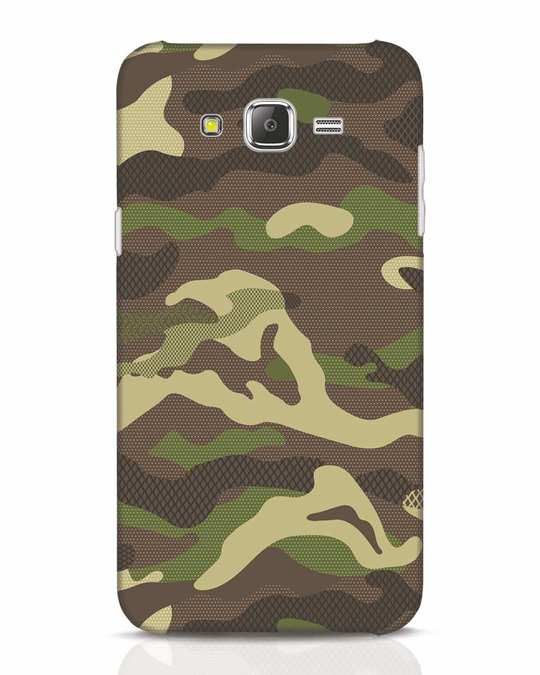 Shop Classic Camo Samsung Galaxy J7 Mobile Cover-Front
