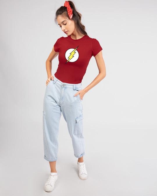 Shop Classic Flash  Half Sleeve Printed T-Shirt-Design
