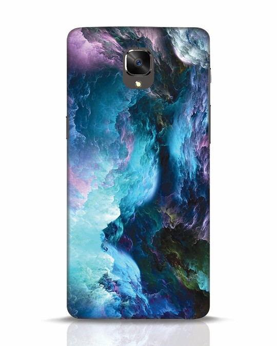 Shop Cloudy OnePlus 3T Mobile Cover-Front