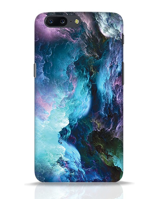 Shop Cloudy OnePlus 5 Mobile Cover-Front