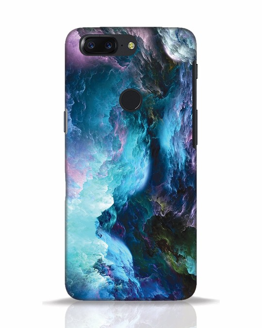 Shop Cloudy OnePlus 5T Mobile Cover-Front