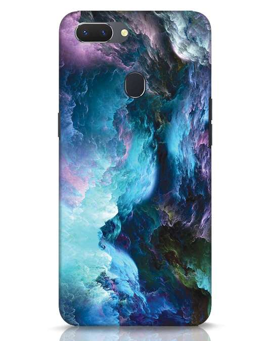 Shop Cloudy Realme 2 Mobile Cover-Front