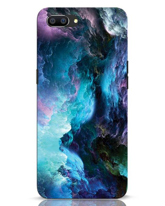 Shop Cloudy Realme C1 Mobile Cover-Front