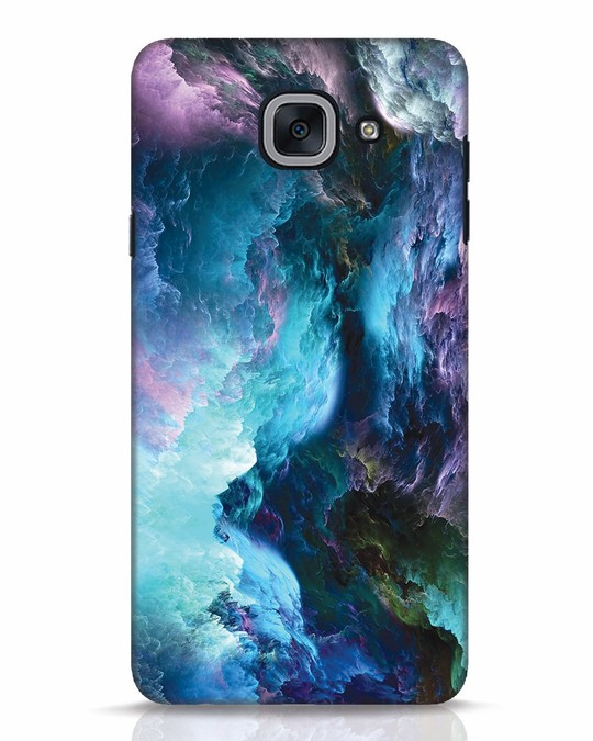 Shop Cloudy Samsung Galaxy J7 Max Mobile Cover-Front