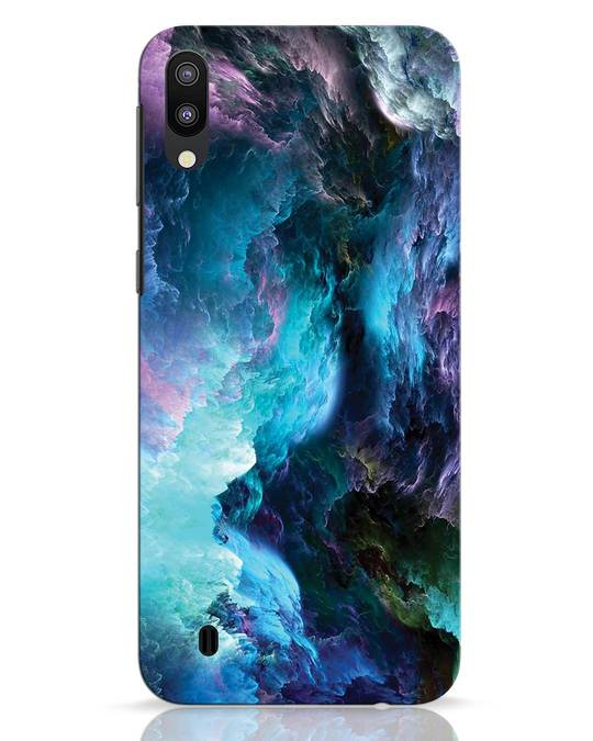 Shop Cloudy Samsung Galaxy M10 Mobile Cover-Front